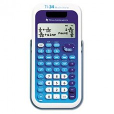 - TI-34 MultiView Scientific Calculator, 16-Digit LCD