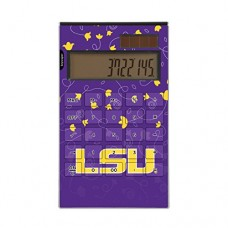 LSU Tigers Desktop Calculator Swede NCAA