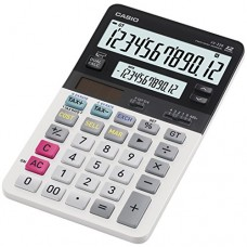 Casio JV-220 Standard Function Calculator with Dual Display