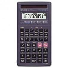 - FX-260 Solar All-Purpose Scientific Calculator, 10-Digit LCD