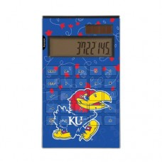 Keyscaper Kansas Jayhawks Desktop Calculator NCAA