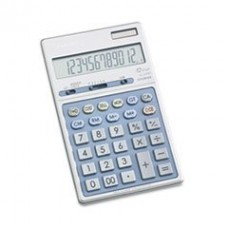 - EL339HB Executive Portable Desktop/Handheld Calculator, 12-Digit LCD