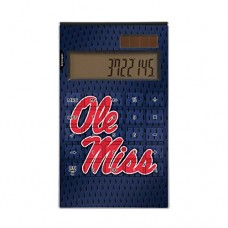 Mississippi Old Miss Rebels Desktop Calculator NCAA