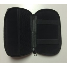 Leather Zipper Calculator Case for HP 10BII/12C/15C/17BII/32SII