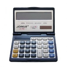 JOINUS JS-755 Dual Power Executive Foldable Style 12 Digit basic Calculator