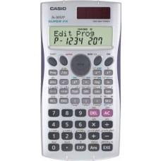 Casio Super Fx Programmable Scientific Calculator Fx3650p 2 Line Display Multi Replay Function