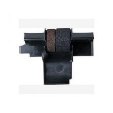 Compatible Seiko IR40T Ink Roller, Black/Red (6 Per Pack) For TRIUMPH ADLER 4212PDNOVA (IR40T) -