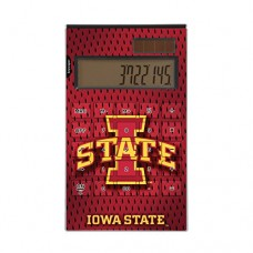Iowa State Cyclones Desktop Calculator NCAA