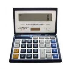 JOINUS JS-751 Dual Power Executive Foldable Style 14 Digit basic Calculator