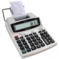 Quick Receipt Smart Printing Calculator w/Paper Roll for Accounting Records