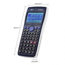 Aibecy Graphic Calculator Counter Support Image Matrix Vector Sequence Equation Calculating for SAT/AP Test Student Office Supply