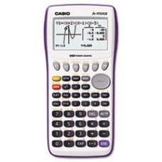 ** 9750GII Graphing Calculator, 12-Digit LCD