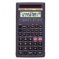 Casio FX-260 Solar Scientific Calculator School Version (Fraction Key is Not Operable)