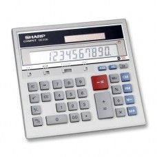"Sharp Electronics 12-Dgt Desktop Calculator,Dual Power,7-1/2""X6-7/8""X2-2/3"",Gy *** Product Description: Sharp Electronics 12-Dgt Desktop Calculator,Dual Power,7-1/2""X6-7/8""X2-2/3"",Gycommercial Dual Power Desktop Calculator Offers A 12-Digit Liqui ***"