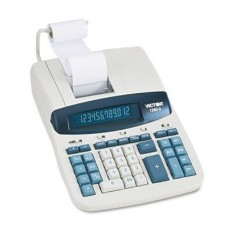 VCT12603-1260-3 Two-Color Heavy-Duty Printing Calculator