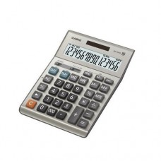 Casio Dm-1600b 16-digit Calculator Tax Dual Power Dm1600b /Genuine