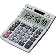 Desktop Calculator With 8-Digit Display Tax And Currency