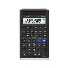 "Casio Scientific Calculator Black, 3"" W x 5"" H, 2.25 (FX-260 SOLARII-S-IH)"