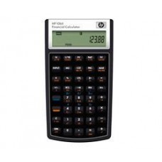 Consumer Electronic Products HP® 10bII Financial Calculator, 12-Digit LCD Supply Store