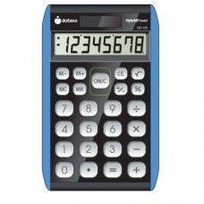 Datexx DD-120BLU 8 Digit Hybrid Desktop Calculator