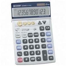 SHRVX792C - Sharp VX792C Portable Desktop/Handheld Calculator