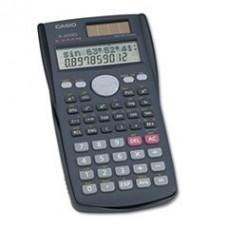 - FX-300MS Scientific Calculator, 10-Digit LCD