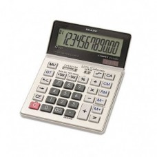 Sharp VX-2128V Compact Desktop Calculator, 12-Digit