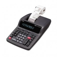 FR-2650TM Two-Color Printing Desktop Calculator, Black/Red Print, 3.5 Lines/Sec, Sold as 1 Each