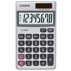 (CASIO) Electronic Calculator (SL-300SV-s)