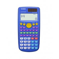 Casio fx-55 PLUS Elementary/Middle School Fraction Calculator