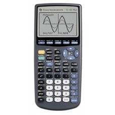 Texas Instruments 038117 Ti-83 Plus Graphing Calculator