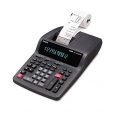 Casio FR2650TM FR-2650TM Two-Color Printing Desktop Calculator, Black/Red Print, 3.5 Lines/Sec