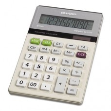 Sharp - EL-334TB Basic Calculator, 10-Digit LCD EL334TB (DMi EA