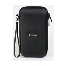 Caseling EVA Travel Carrying Hard Case Bag Pouch for Graphing Calculator - Black