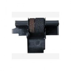 Compatible Seiko IR40T Ink Roller, Black/Red (2 Per Pack) For PACESETTER 15PD (IR40T) -