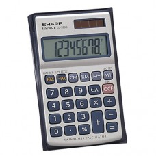Sharp Electronics EL1611PA Printing Calculator.