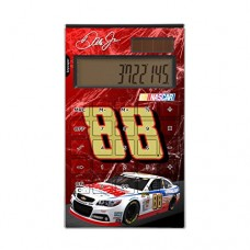 Dale Earnhardt Jr Desktop Calculator Number 88 National Guard NASCAR