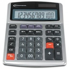 - 15971 Large Digit Commercial Calculator, 12-Digit LCD