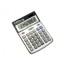 Canon HS-1200TS Compact Desktop Calculator, 12-Digit