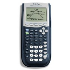 The Great Calculator, Graphing, Presentation Capable - TI-84PLUS