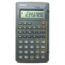 Datexx DS-638 136-Function Scientific Calculator