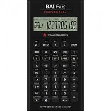 TEXAS INSTRUMENTS, TI BA II+ Professional Financial Calculator grey/black (Catalog Category: Calculators Business & Finance)
