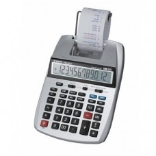 Canon Products - Canon - P23-DHV2 Desktop Calculator, 12-Digit LCD, Two-Color Printing, Purple/Red - Sold As 1 Each - The next generation portable printing calculator has arrived. - Features Time Calculation where time-based fee structures are needed. - D