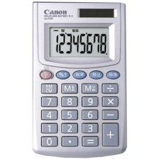 CANON mini notebook type calculator (business card size) 8-digit LS-270T