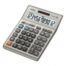 Casio Dm-1200bm Calculators Extra Large Display Desk-top Type Dm1200bm /Genuine