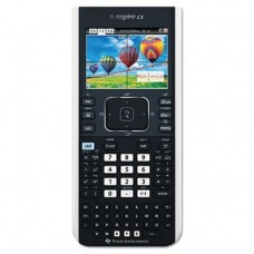 TEXAS INSTRUMENT TINSPIRECX TI-Nspire CX Handheld Graphing Calculator with Full-Color Display