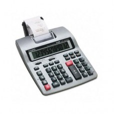 Casio, HR150TM, Desktop Printing Calculator, Extra Large Display, 2 Color Printing, W/ Adapter