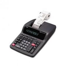 - DR-210TM Two-Color Desktop Calculator, Black/Red Print, 4.4 Lines/Sec
