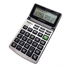 Datexx 2-Line TrackBack Business Handheld Calculator | MaxStrata