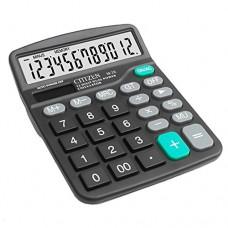 OfficeLead Solar Calculator, Telaero Standard Function Desktop Calculator M-28